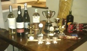 Supper Prizes