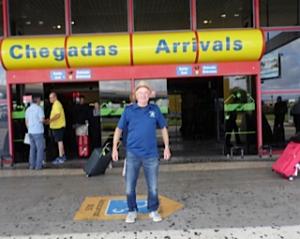 Robin - Faro airport
