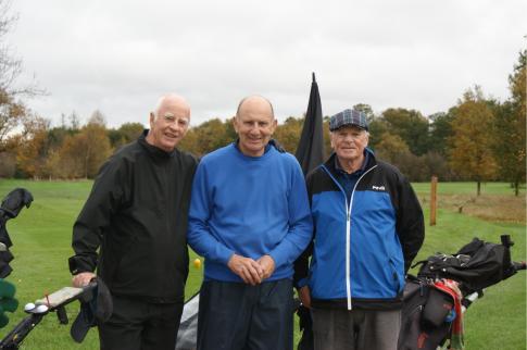 David C, Colin H and Roy